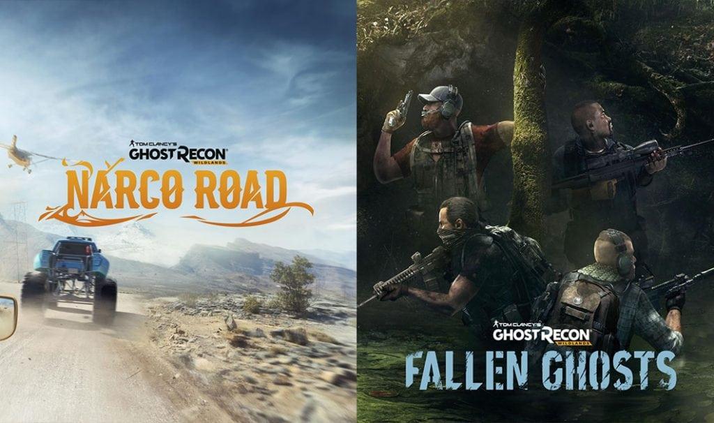 GRW DLC 1 & 2