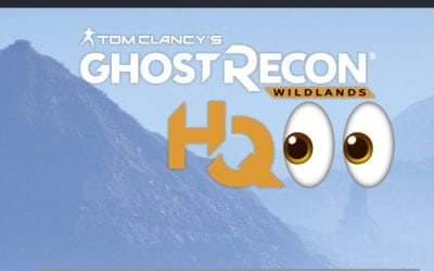 REVIEW: Ghost Recon HQ app