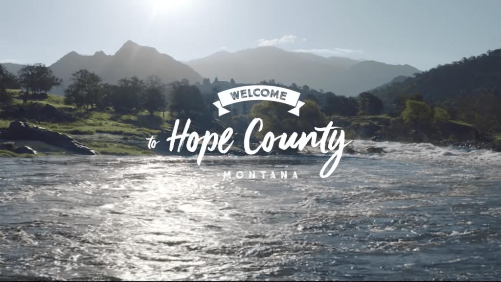 Far Cry 5 - Welcome to Hope County, Montana