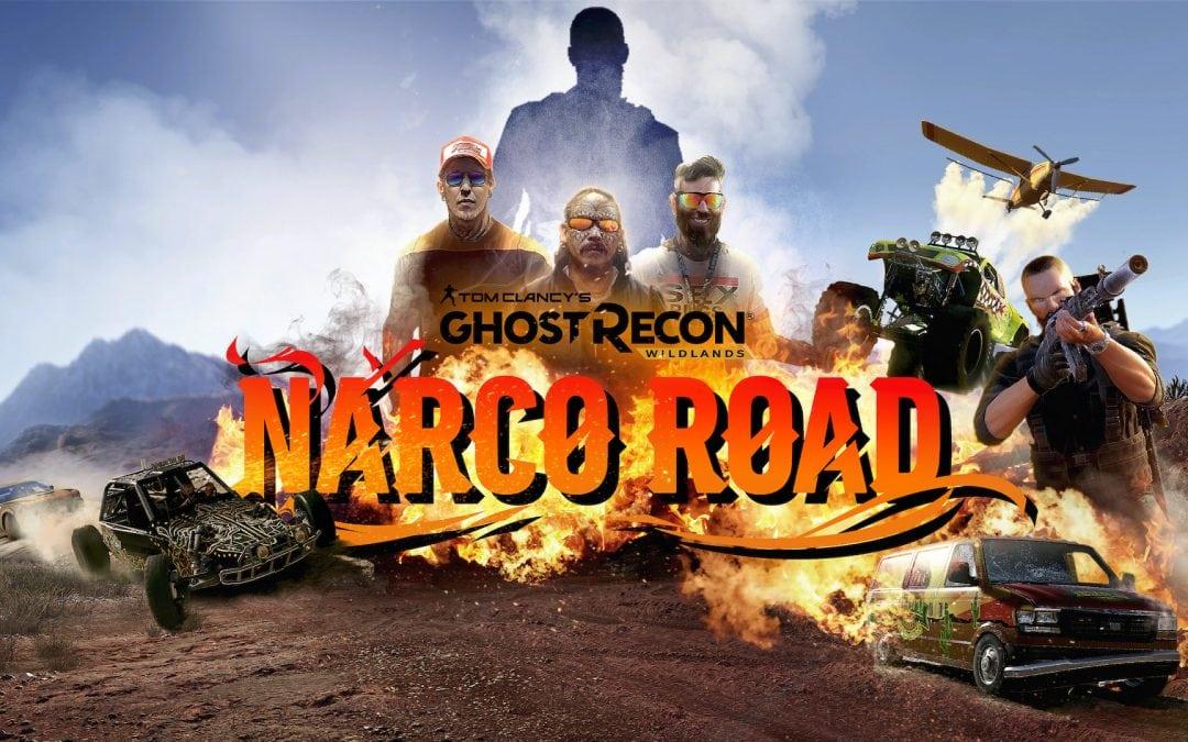 Ghost Recon: Wildlands Narco Road DLC HINTS