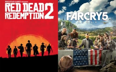 (Poll) – Red Dead Redemption 2 v Far Cry 5