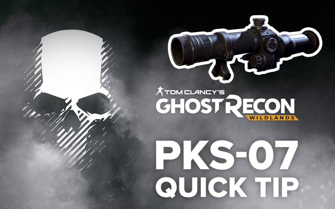 PKS-07 location and details – Quick Tip for Ghost Recon: Wildlands